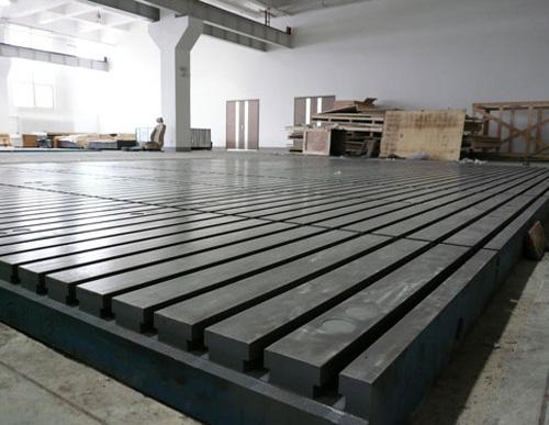 大理石平台T型槽平板