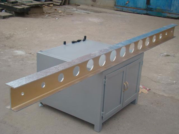 铝镁合金轻型平尺