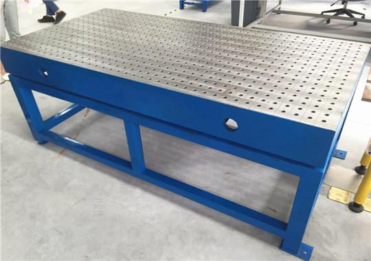 多孔焊接工装平台